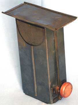 Image of a lantern chimney