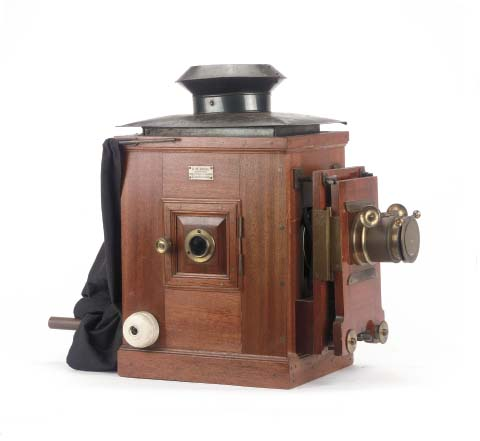 Image of a Demonstration projector