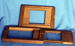 Image of Slide frames