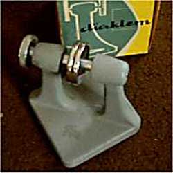 Image of a slide holder